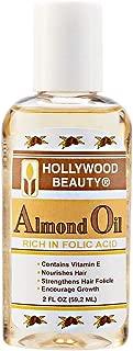 Hollywood Beauty Almond Oil, 2 Oz