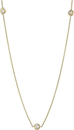 Roberto Coin 5 Station Diamonds Necklace