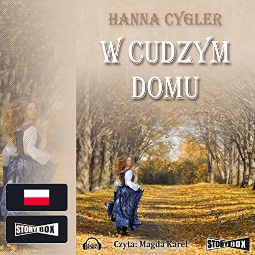 W cudzym domu audiobook cover art