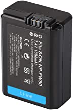 Battery Pack for Sony Alpha ILCE-3000, a3000, ILCE-3500, a3500 Full-Frame Digital SLR Camera