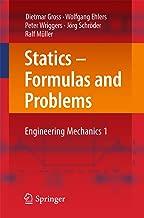 Statics – Formulas and Problems: Engineering Mechanics 1