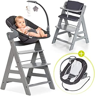 Hauck Alpha Plus Newborn Set Deluxe - Trona evolutiva con