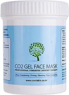 Get it pure CO2 ゲル マスク /炭酸 マスクパック / 炭酸パック / CO2 Gel Mask (500ml+マスクシート25枚) [並行輸入品]
