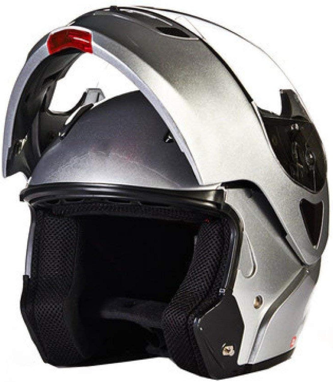 Motorcycle Helmet Motorcycle Helmet Men and Women Unveiled Helmet Full Face Helmet Hard Hat Road Helmet