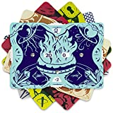 5-Pack Pocket Health Trackers, Track Character HP, Bonuses, and Conditions for Tabletop Role-Playing Games, Fits in a Dice Bag by Stratagem