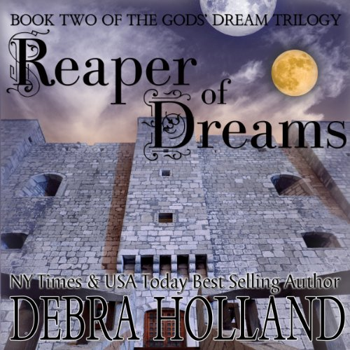 Reaper of Dreams audiobook cover art