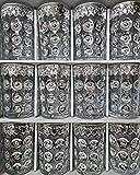 ML Set de 12 de Vasos de Cristal para Té marroquí