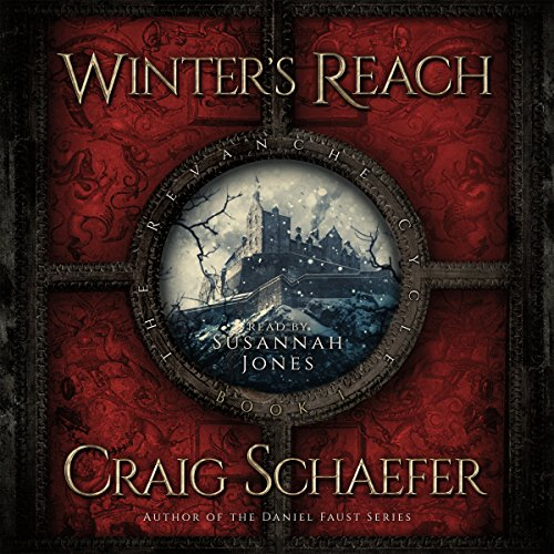 Winter's Reach audiobook cover art