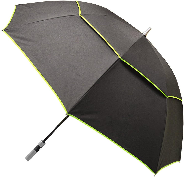 Rainbrella Sports Collection Umbrella Black Green X-Large