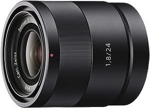 Sony Sonnar T E 24mm F1.8 ZA Lens | SEL24F18Z- International Version (No Warranty)