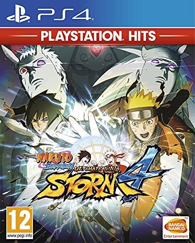 Naruto Shippuden: Ultimate Ninja Storm 4 Playstation Hits