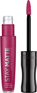 Rimmel London Stay Matte Liquid Lip Colour Barra De Labios Tono 820 - 21 gr