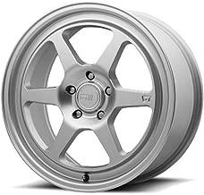 MOTEGI MR136 Hyper Silver Wheel Chromium (hexavalent compounds) (17 x 9.5 inches /5 x 72 mm, 45 mm Offset)