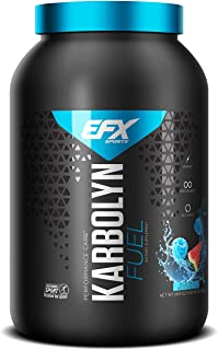 EFX Sports, Karbolyn Fuel, Blue Razz Watermelon, 68.8 oz (1950 g)
