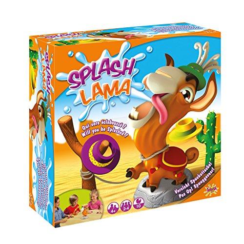 Splash Toys 30107 - Geschicklichkeitsspiel - Splash Lama