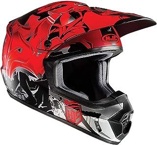 HJC MX Helm CS-MX II Graffed Fluorescent
