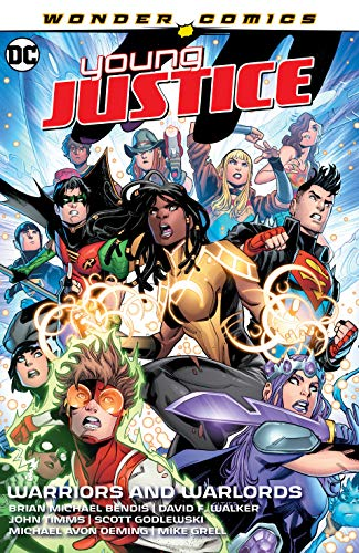 Young Justice: Warriors and Warlords Vol. 2 (Young Justice...