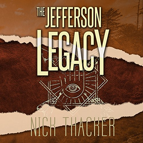The Jefferson Legacy audiobook cover art