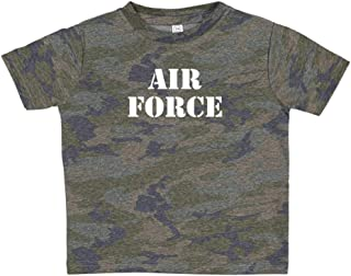 Air Force - Military Armed Forces Soldier Toddler/Kids Short Sleeve T-Shirt