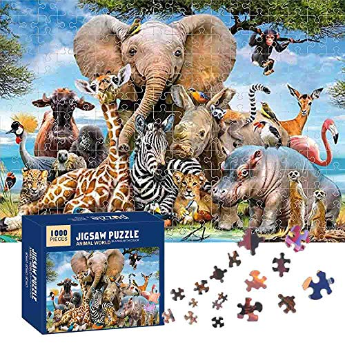 Puzzles,Rompecabezas Desafiantes Para Adultos,Rompecabezas D