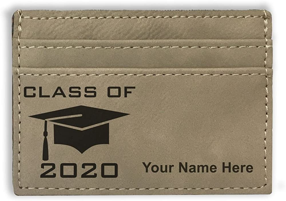 Money Clip Wallet Grad Cap Engravin Personalized Challenge the Dallas Mall lowest price of Japan Class 2020