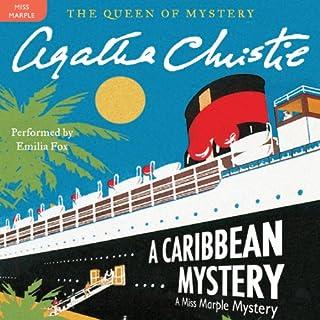 A Caribbean Mystery     A Miss Marple Mystery              Autor:                                                                                                                                 Agatha Christie                               Sprecher:                                                                                                                                 Emilia Fox                      Spieldauer: 6 Std. und 37 Min.     3 Bewertungen     Gesamt 4,7