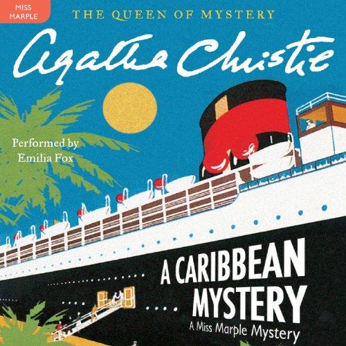 A Caribbean Mystery audiobook cover art