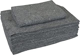 5 Möbeldecken Umzugsdecken 150 x 200 cm Packdecken Lagerdecken für Umzug