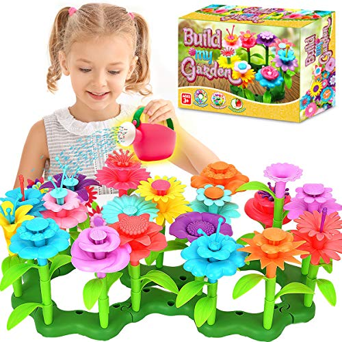 (40% OFF) STEM Flower Garden Building Toys $8.99 – Coupon Code