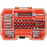 BLACK+DECKER Screwdriver Bit Set, 42-Piece (BDA42SD)