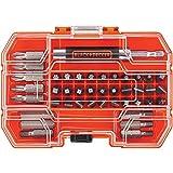 Black+Decker bda42sd estándar tornillo conducción Set (42piezas)