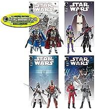 EE Exclusive Star Wars Figures Legacy Comic Packs Set
