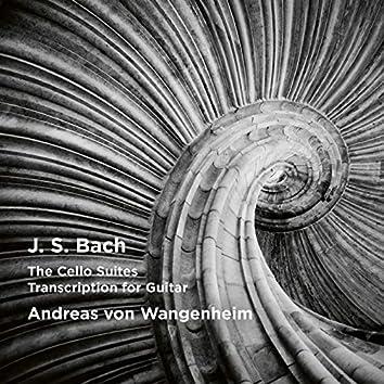 Bach: Cello Suites - Arranged For Guitar