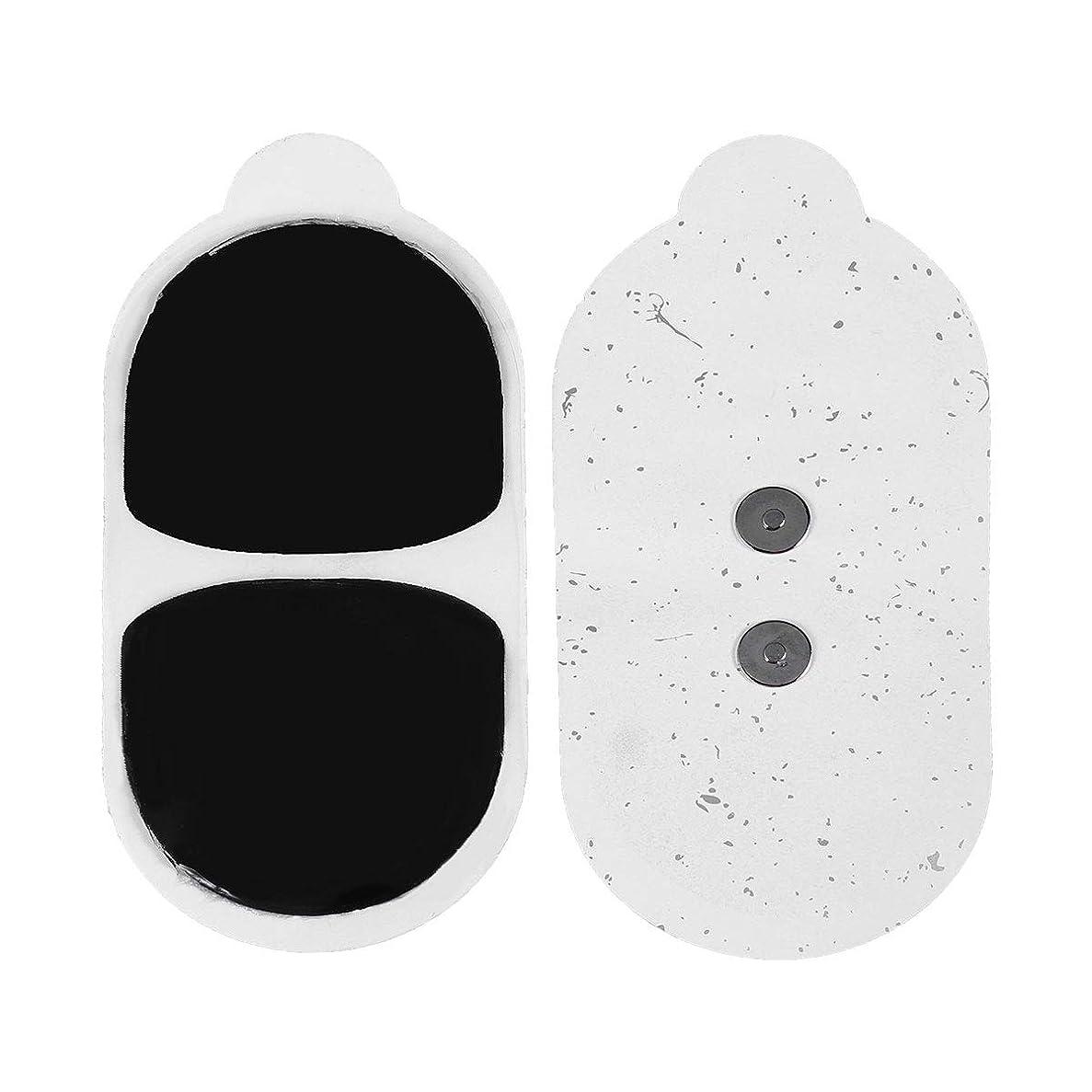 潜在的なファイバショートカットHealifty ペア数十個単位電極パッド交換パッド電極パッチ治療シートMOOYEE Relaxer M2 / S1