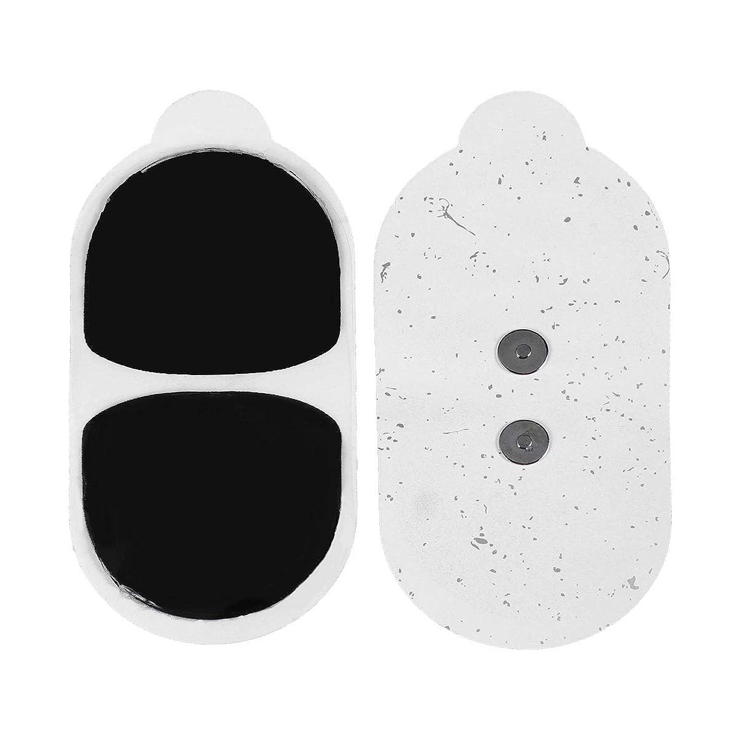 演劇出費インタフェースHealifty ペア数十個単位電極パッド交換パッド電極パッチ治療シートMOOYEE Relaxer M2 / S1