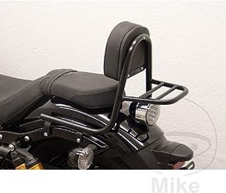 Fehling Honda CMX 500 Rebel Fahrer Sissy Bar m Kissen in schwarz