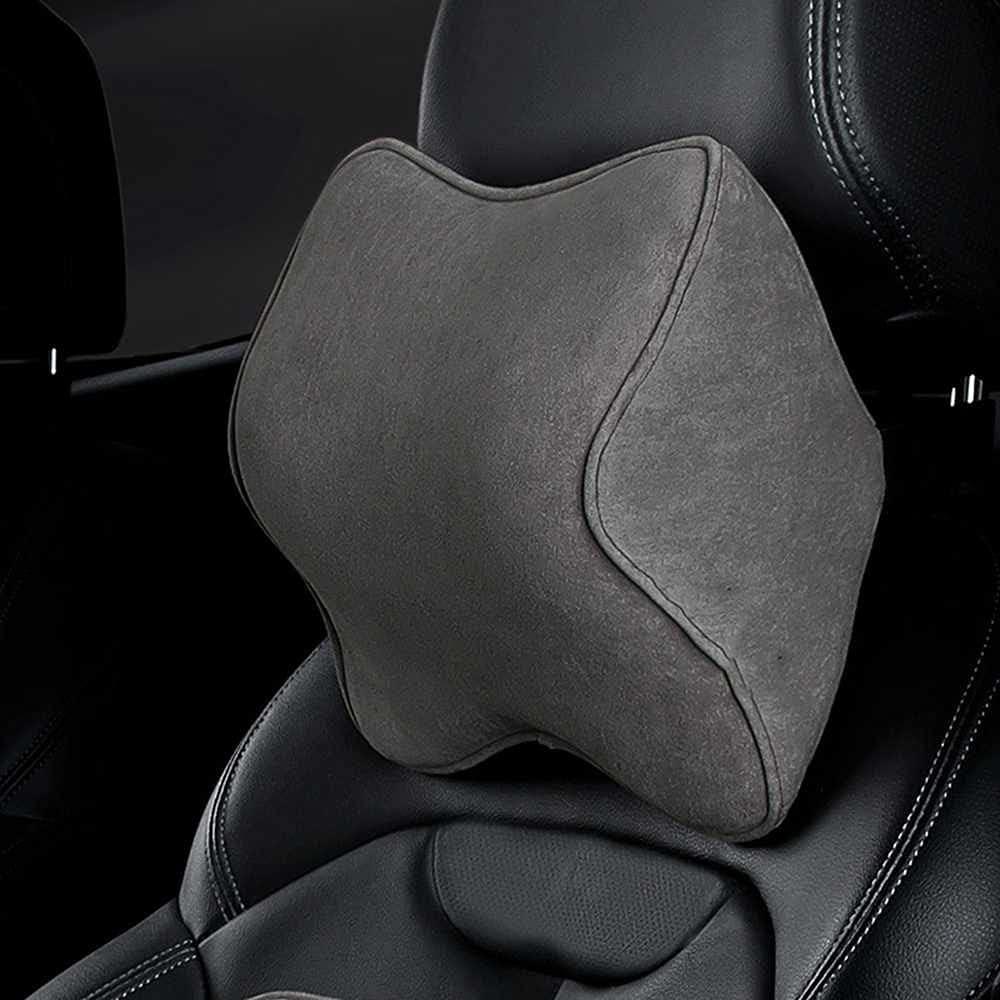 ASHDelk Finally popular brand Car seat headrest Neck Support Fi backrest Lumbar Cheap SALE Start Pillow