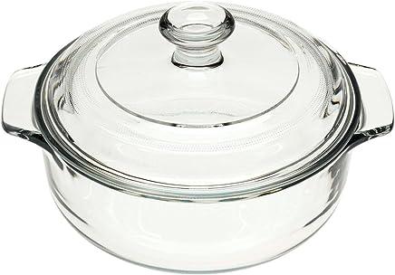 A Table Caçarola Redonda Royal Lerdam Transparente 1 Litro