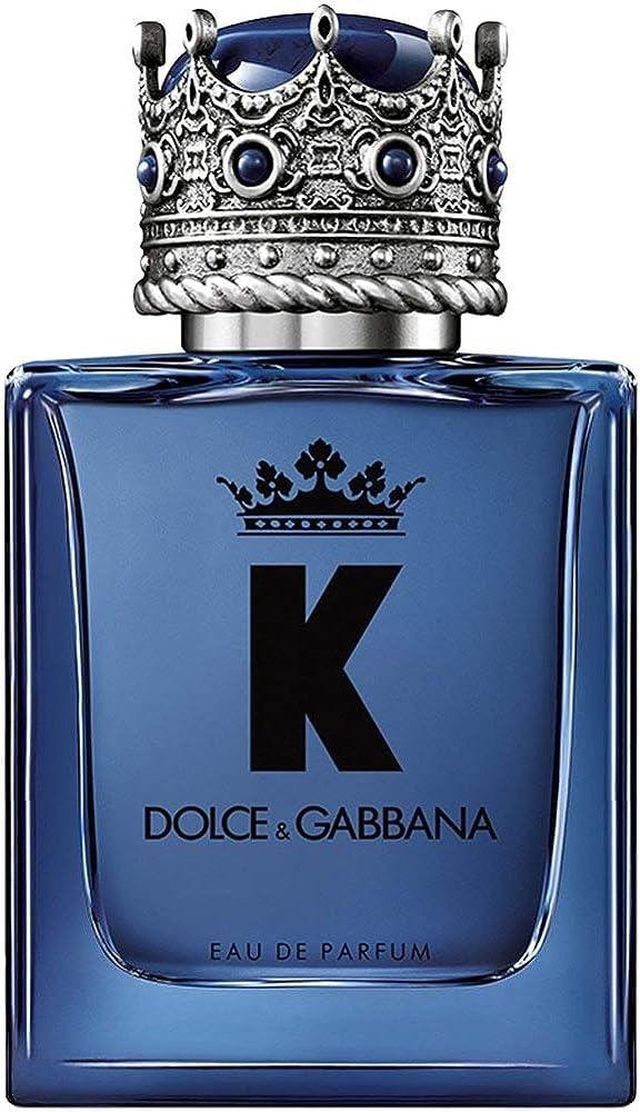 Dolce & gabbana k edp vapo, 50 ml eau de parfum da donna 101154