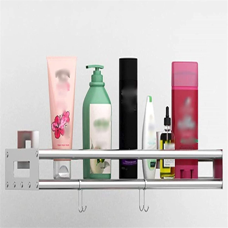 Shower Shelves Bathroom Shelf Stainless Steel Storage half shopping Toile Rack