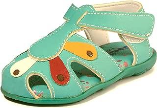 Bonito Khadim's Kids Green Casual Strap-On Sandal