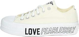 Converse All Star Lift Ox Femme Baskets Mode Naturel