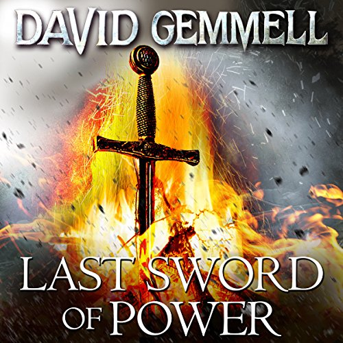 Last Sword of Power audiobook cover art