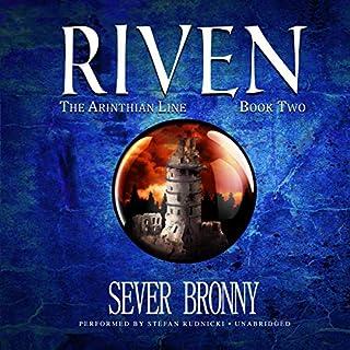 Riven     The Arinthian Line, Book 2              Auteur(s):                                                                                                                                 Sever Bronny                               Narrateur(s):                                                                                                                                 Stefan Rudnicki                      Durée: 18 h et 43 min     Pas de évaluations     Au global 0,0