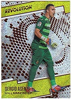 2016-17 Panini Revolution Soccer #49 Sergio Asenjo Villarreal CF