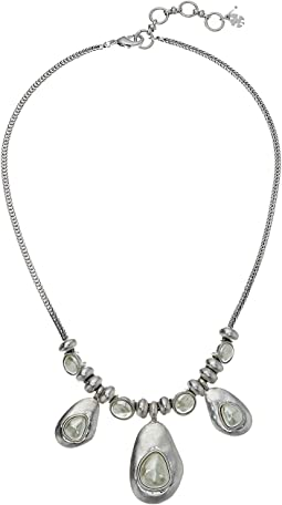 Lucky Brand Pearl Collar Necklace
