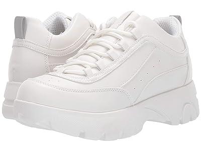 Steve Madden Junior Sneaker (White) Women