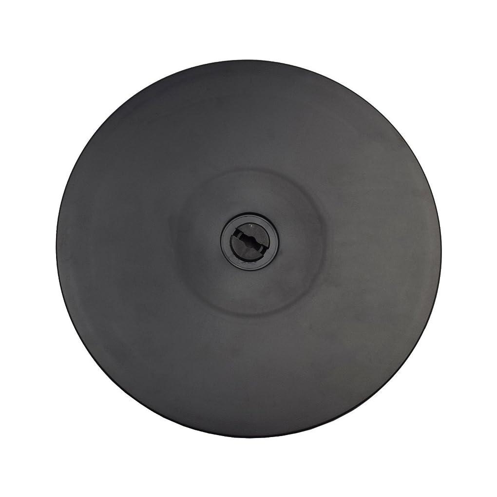 コールドその間インサート【 Ambertech 】重い機器を片手で回せる テレビ台 ノートパソコン 360度 回転台 丸形 ターンテーブル  見やすい角度に簡単に方向転換  8インチ(直径21CM)