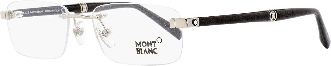Montblanc MB9101 Rimless Eyeglasses 9101