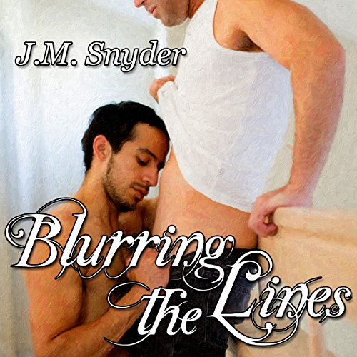Blurring the Lines Audiobook By J.M. Snyder cover art
